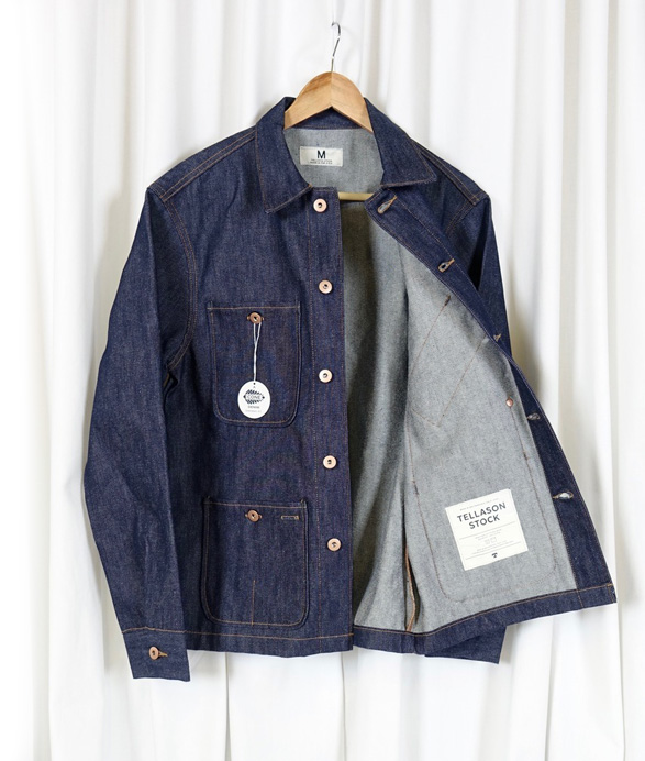 TS Coverall Jacket